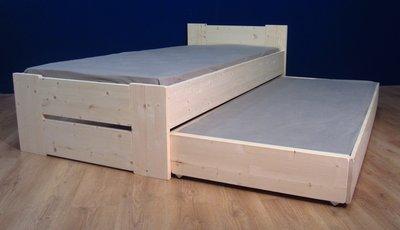 1-persoonsbed Harm D+B met slaaplade